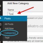 Cara Mengetahui ID Kategori WordPress