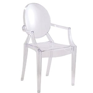 'Cheap Louis Ghost Arm Transparent', [Acrylic Chair Reviews]