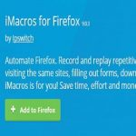 Cara Install Add On Imacros di Firefox
