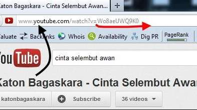 cara memasang video youtube keblog