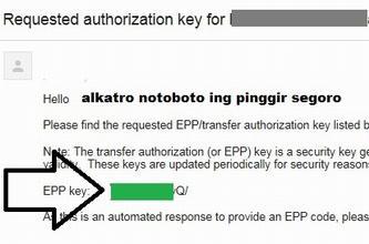 kode-epp-email