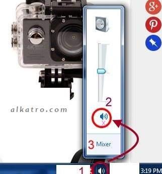 gambar icon speaker