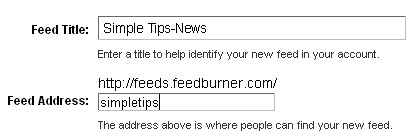 cara submit feed worpress ke feedburner pic